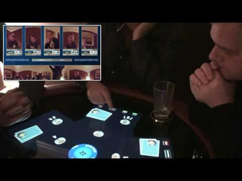 Komplett virtueller Pokertisch | Gadgets | Was is hier eigentlich los?