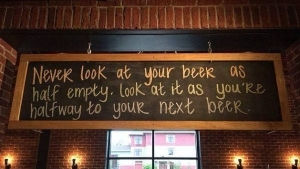 Always look on the bright side of your beer | Lustiges | Was is hier eigentlich los? | wihel.de