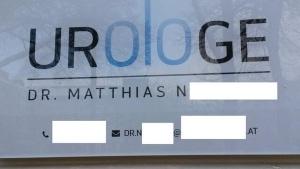 Das wohl beste Logo eines Urologen | Lustiges | Was is hier eigentlich los? | wihel.de