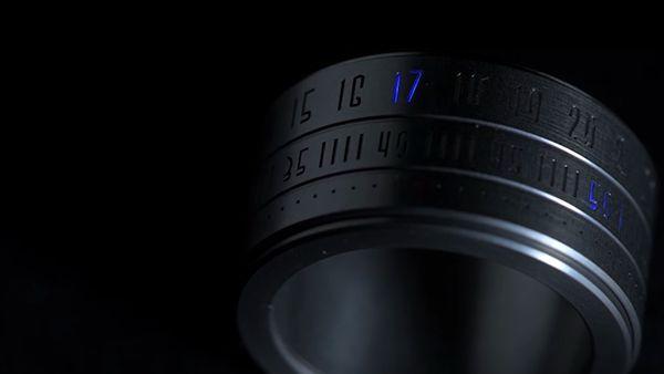 Die Ring Clock | Gadgets | Was is hier eigentlich los?