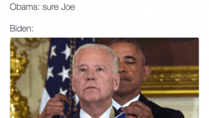 Die wahrscheinlich letzten Memes zu Barack Obama und Joe Biden | Lustiges | Was is hier eigentlich los? | wihel.de