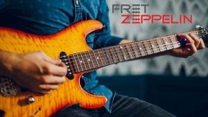 Fret Zeppelin - Damit könnte sogar ich Gitarre spielen lernen | Gadgets | Was is hier eigentlich los? | wihel.de