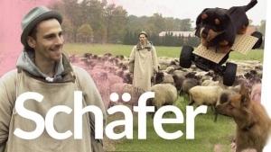 Fynn Kliemann als Schäfer | Handwerk | Was is hier eigentlich los? | wihel.de