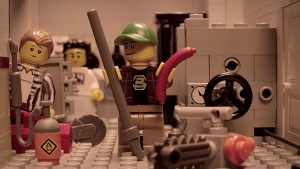 Fynn Kliemann in LEGO bei Dittsche | Lustiges | Was is hier eigentlich los?