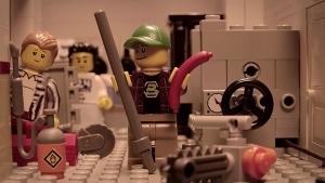 Fynn Kliemann in LEGO bei Dittsche | Lustiges | Was is hier eigentlich los? | wihel.de