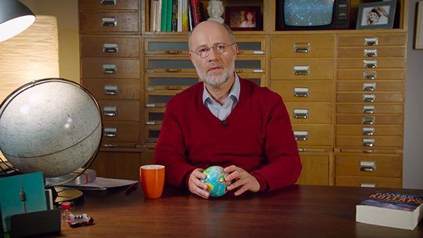 Harald Lesch erklärt: Wohin expandiert das Universum? | Was gelernt | Was is hier eigentlich los? | wihel.de