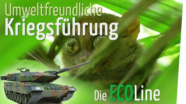 Umweltfreundliche Kriegsführung – Die Eco Line | Lustiges | Was is hier eigentlich los?