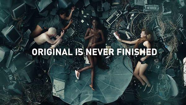 Versuch nicht, originell zu sein. Sei ein Original. | sponsored Posts | Was is hier eigentlich los?