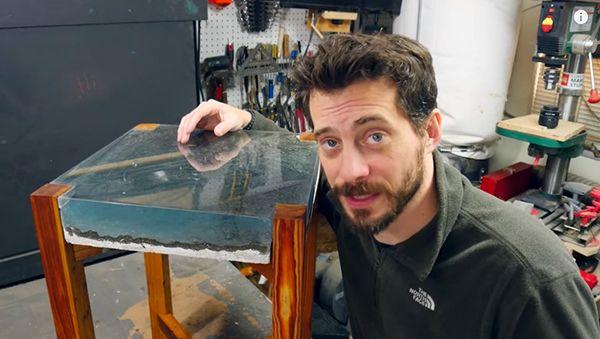 Den Ocean Table einfach selbst gebaut | Handwerk | Was is hier eigentlich los?