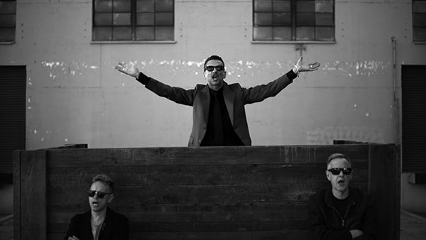 Depeche Mode - Where's the Revolution | Musik | Was is hier eigentlich los?