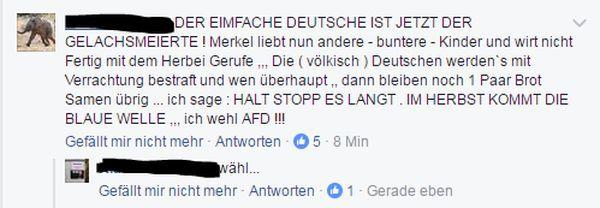 Der eimfache Deutsche ist jetzt der Gelachsmeierte | Lustiges | Was is hier eigentlich los?