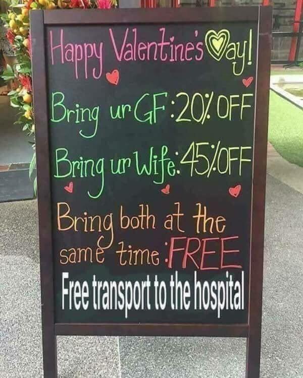 Ein unwiderstehliches Angebot für den Valentinstag | Lustiges | Was is hier eigentlich los?