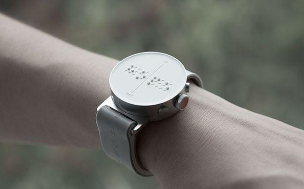 Eine Uhr mit Brailleschrift | Gadgets | Was is hier eigentlich los?