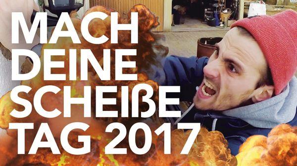 Fynn Kliemann: Mach deinen Scheiße-Tag 2017 | Handwerk | Was is hier eigentlich los?
