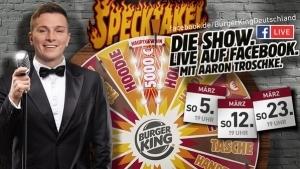 Gewinnspiel: Specktakel - BURGER KING® dreht am Rad | sponsored Posts | Was is hier eigentlich los? | wihel.de