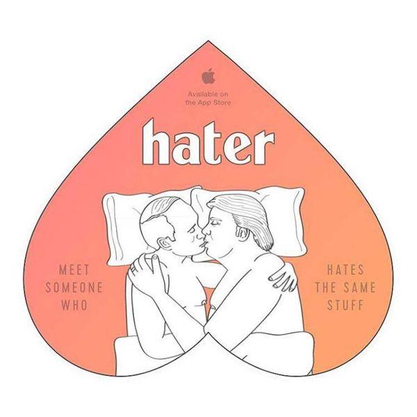Hater Dater - Weil zusammen hassen mehr Spaß macht | iOS und mehr | Was is hier eigentlich los?