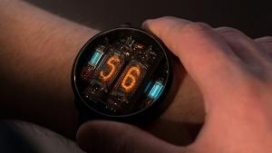 Hingucker am Handgelenk: Die NIWA Nixie tube watch | Gadgets | Was is hier eigentlich los? | wihel.de