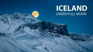 Iceland under Full Moon | Travel | Was is hier eigentlich los? | wihel.de
