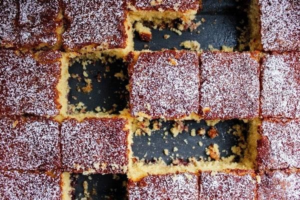 Line backt Orangen-Buttermilch-Kuchen mit Kirschen | Line backt | Was is hier eigentlich los? | wihel.de