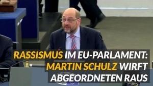 Martin Schulz mit klarer Ansage gegen Rassisten | Menschen | Was is hier eigentlich los?