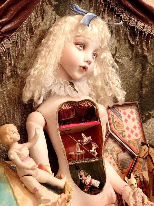 Puppen aus der Hölle von Mari Shimizu | Design/Kunst | Was is hier eigentlich los?