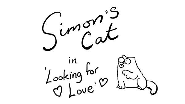 Simon's Cat looking for love - Valentinstagscollection | Lustiges | Was is hier eigentlich los?