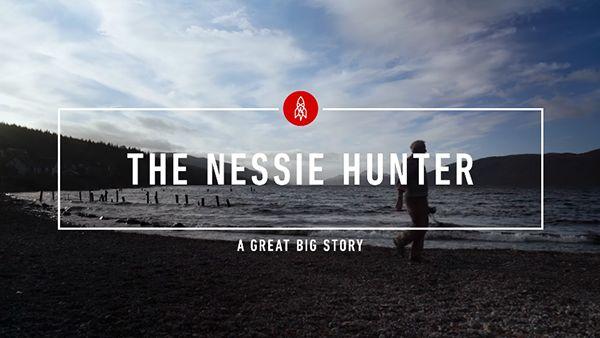 Steve Feltham wartet 25 Jahre auf das Monster von Loch Ness | Menschen | Was is hier eigentlich los?