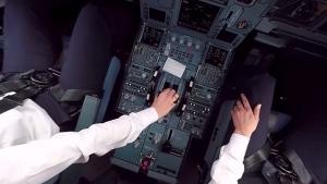 360°-Video: Im Cockpit eines Airbus A320 | Awesome | Was is hier eigentlich los? | wihel.de