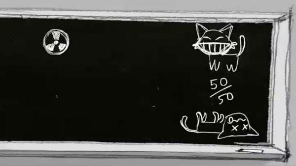 Animation: Schrödingers Katze | Animation | Was is hier eigentlich los? | wihel.de
