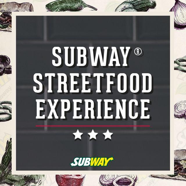 Blitzgewinnspiel: Sei dabei bei der SUBWAY® STREETFOOD EXPERIENCE | Festivals & Konzerte | Was is hier eigentlich los?