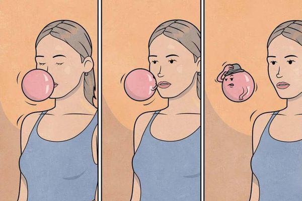 Das Leben ist komisch - Illustrationen von Anton Gudim | Design/Kunst | Was is hier eigentlich los?