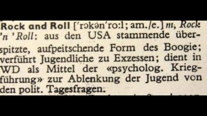 Definition: Rock and Roll | Lustiges | Was is hier eigentlich los?