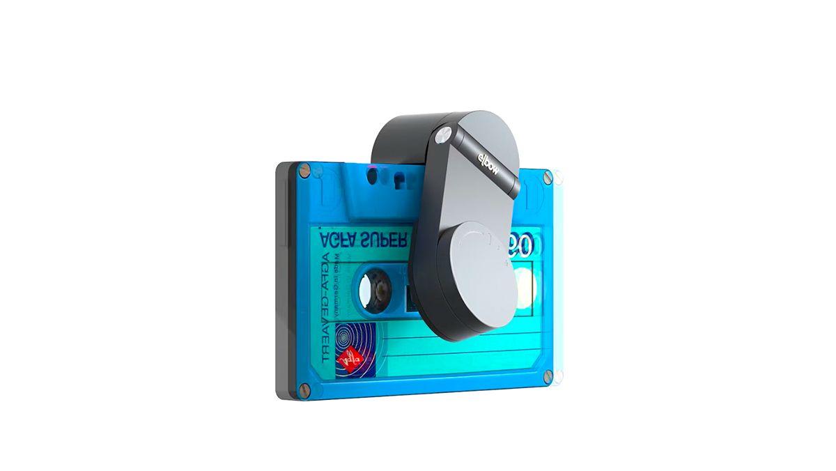 Elbow - Der Walkman der Zukunft | Gadgets | Was is hier eigentlich los?