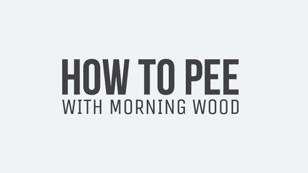 Die Morgenlatte - Keine einfache Sache | Was gelernt | Was is hier eigentlich los?