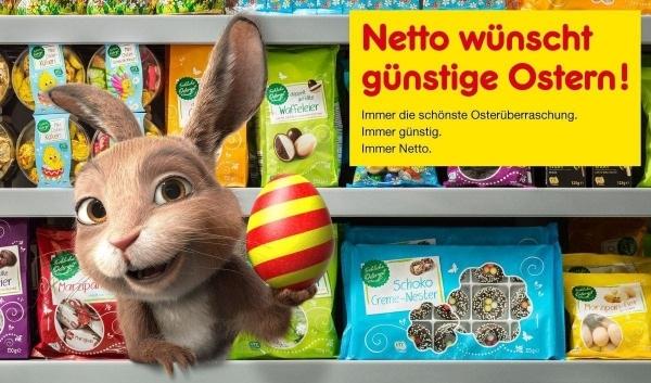Die Ostergeschichte von Netto erzählt - Darum bringt der Osterhase die Eier | sponsored Posts | Was is hier eigentlich los?