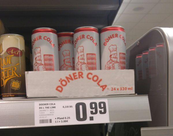 Döner-Cola | Lustiges | Was is hier eigentlich los?