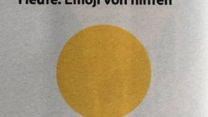 Ein Emoji von hinten | Lustiges | Was is hier eigentlich los? | wihel.de