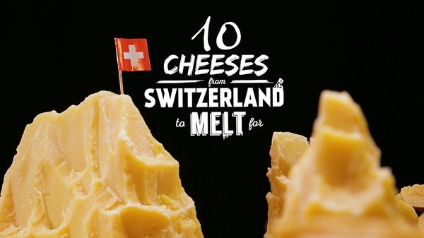 Foodporn: Schweizer Käse inszeniert von Food, People, Places | Essen und Trinken | Was is hier eigentlich los?