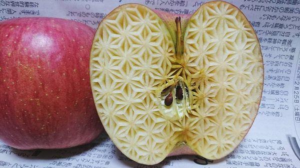 Geschnitzte Essenskunst von Gaku | Essen und Trinken | Was is hier eigentlich los?