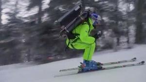 Jetpack Skiing | Awesome | Was is hier eigentlich los? | wihel.de