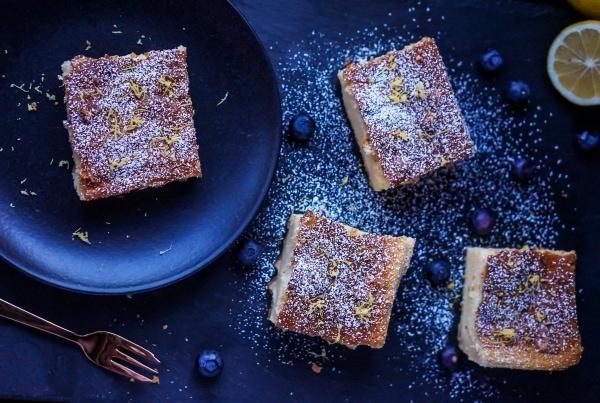 Line backt Zitronen Magic Cake | Line backt | Was is hier eigentlich los? | wihel.de