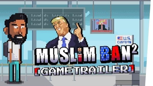 Muslim Ban - Hilf Wahid in die USA einzureisen | Lustiges | Was is hier eigentlich los? | wihel.de