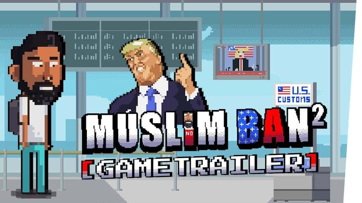 Muslim Ban - Hilf Wahid in die USA einzureisen | Lustiges | Was is hier eigentlich los?