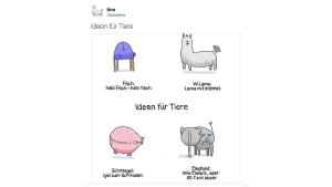 Neue Tierarten, die die Welt wirklich braucht | Lustiges | Was is hier eigentlich los? | wihel.de