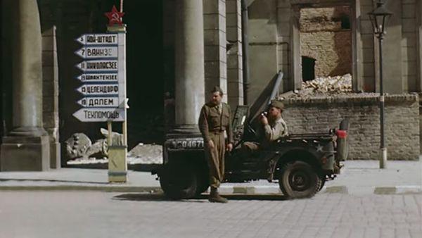 Potsdam 1945 - In Farbe und HD | Zeitgeschichte | Was is hier eigentlich los?