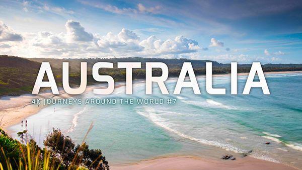 Timelapse: Australia 8k HDR | Timelapse | Was is hier eigentlich los?