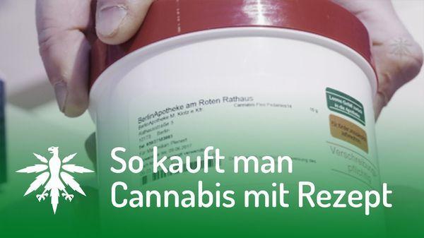 Wie man Marihuana auf Rezept kauft | Was gelernt | Was is hier eigentlich los?