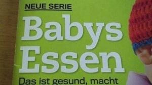 Babies Essen - weils so zart und lecker ist | Lustiges | Was is hier eigentlich los? | wihel.de