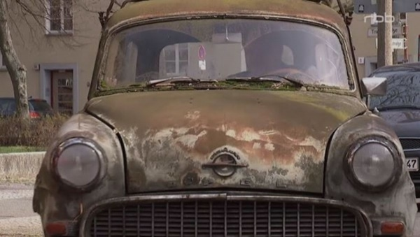 Ein Opel, der 40 Jahre lang nicht gewaschen wurde | Gadgets | Was is hier eigentlich los? | wihel.de