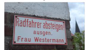 Frau Westermann hats geschafft | Lustiges | Was is hier eigentlich los? | wihel.de